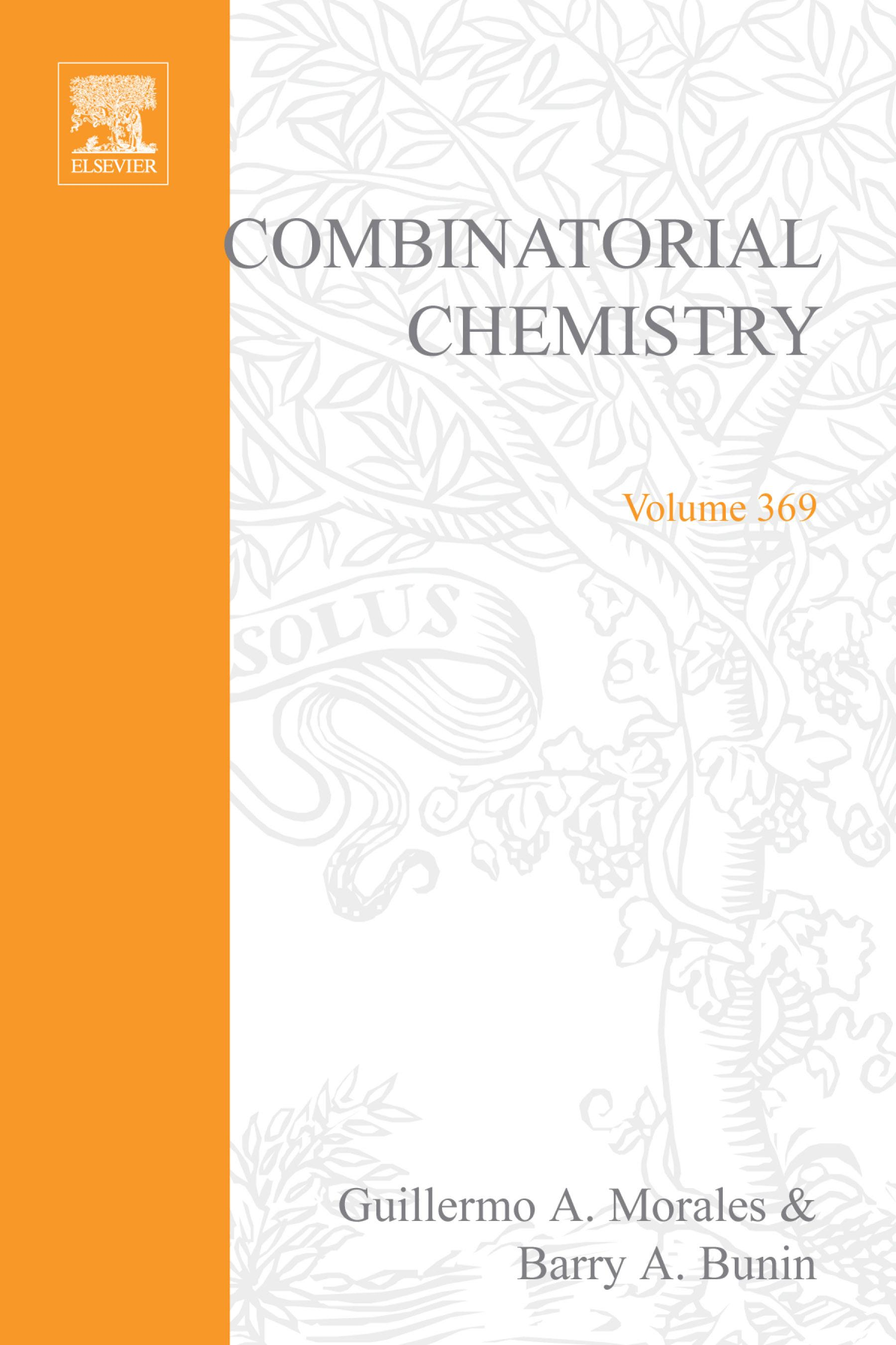 Combinatorial Chemistry, Part B By: Morales, Guillermo