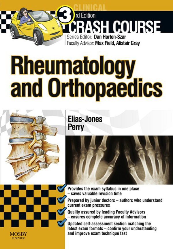 Crash Course Rheumatology and Orthopaedics