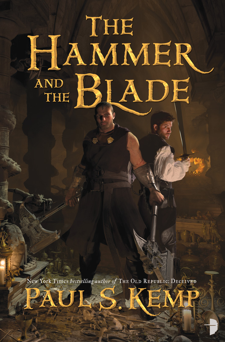 The Hammer and the Blade: A Tale of Egil and Nix