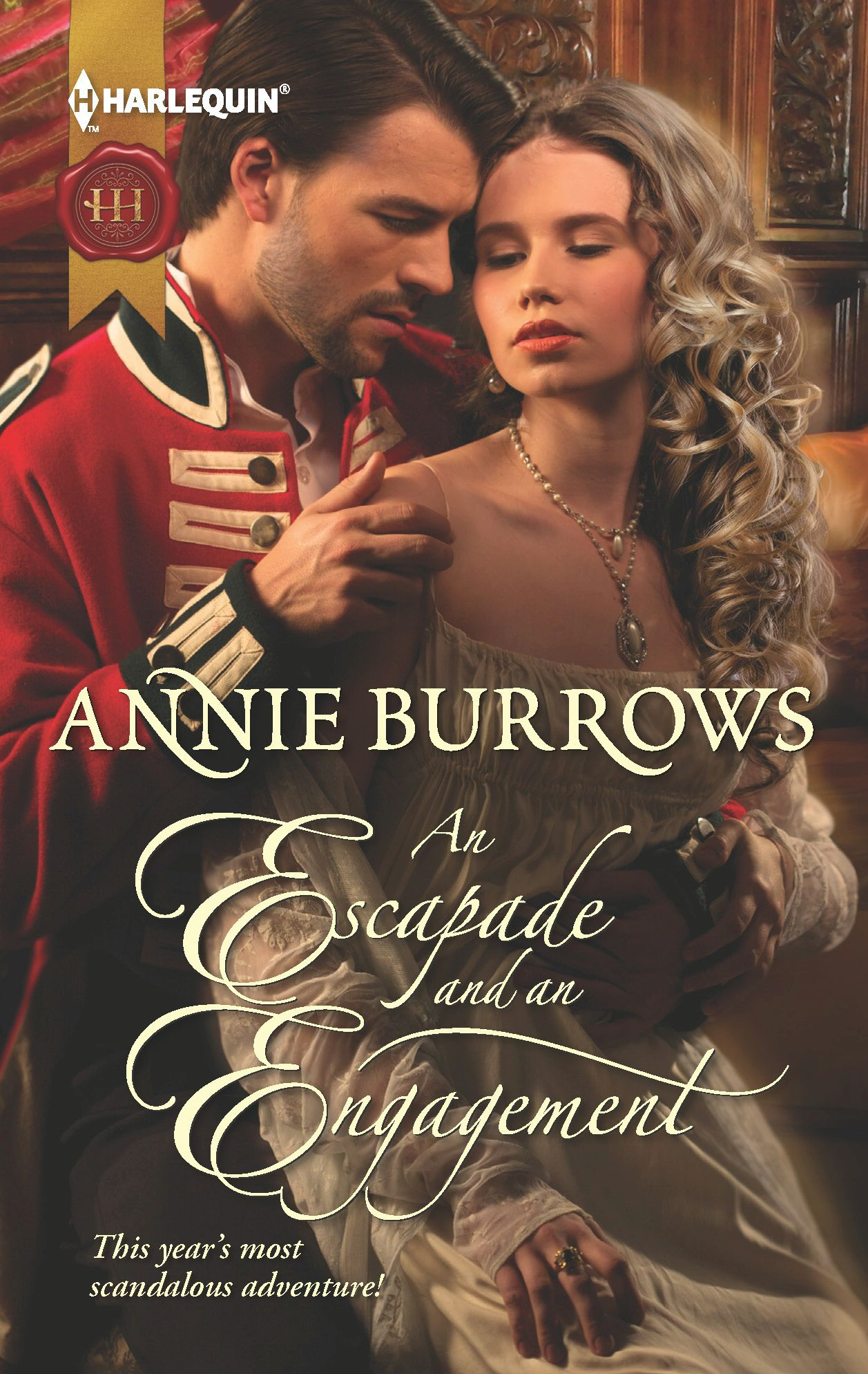 An Escapade and an Engagement By: Annie Burrows