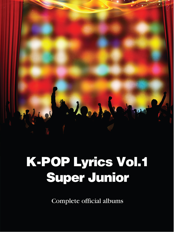 K-Pop Lyrics Vol.1 - Super Junior