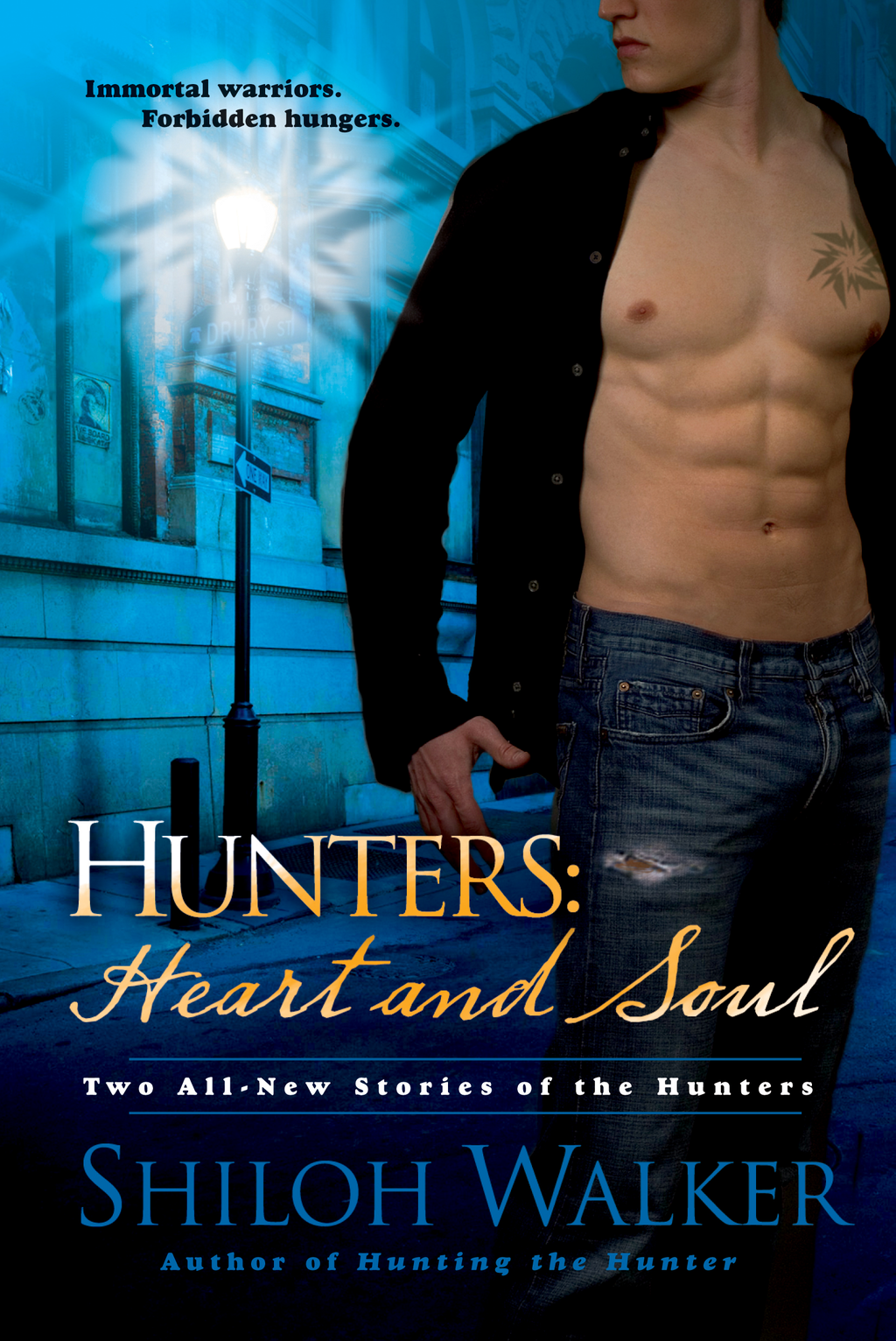 Hunters: Heart and Soul: Heart and Soul