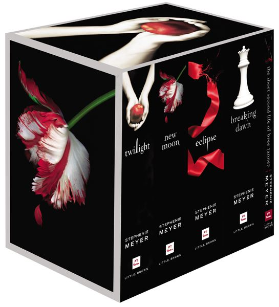 The Twilight Saga Complete Collection By: Stephenie Meyer