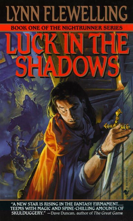 Luck in the Shadows By: Lynn Flewelling