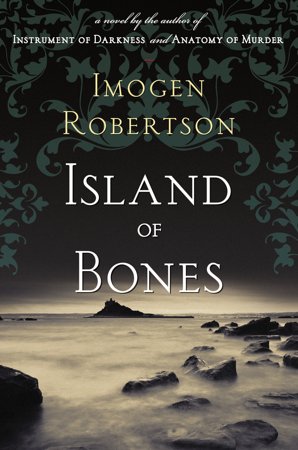 Island of Bones By: Imogen Robertson