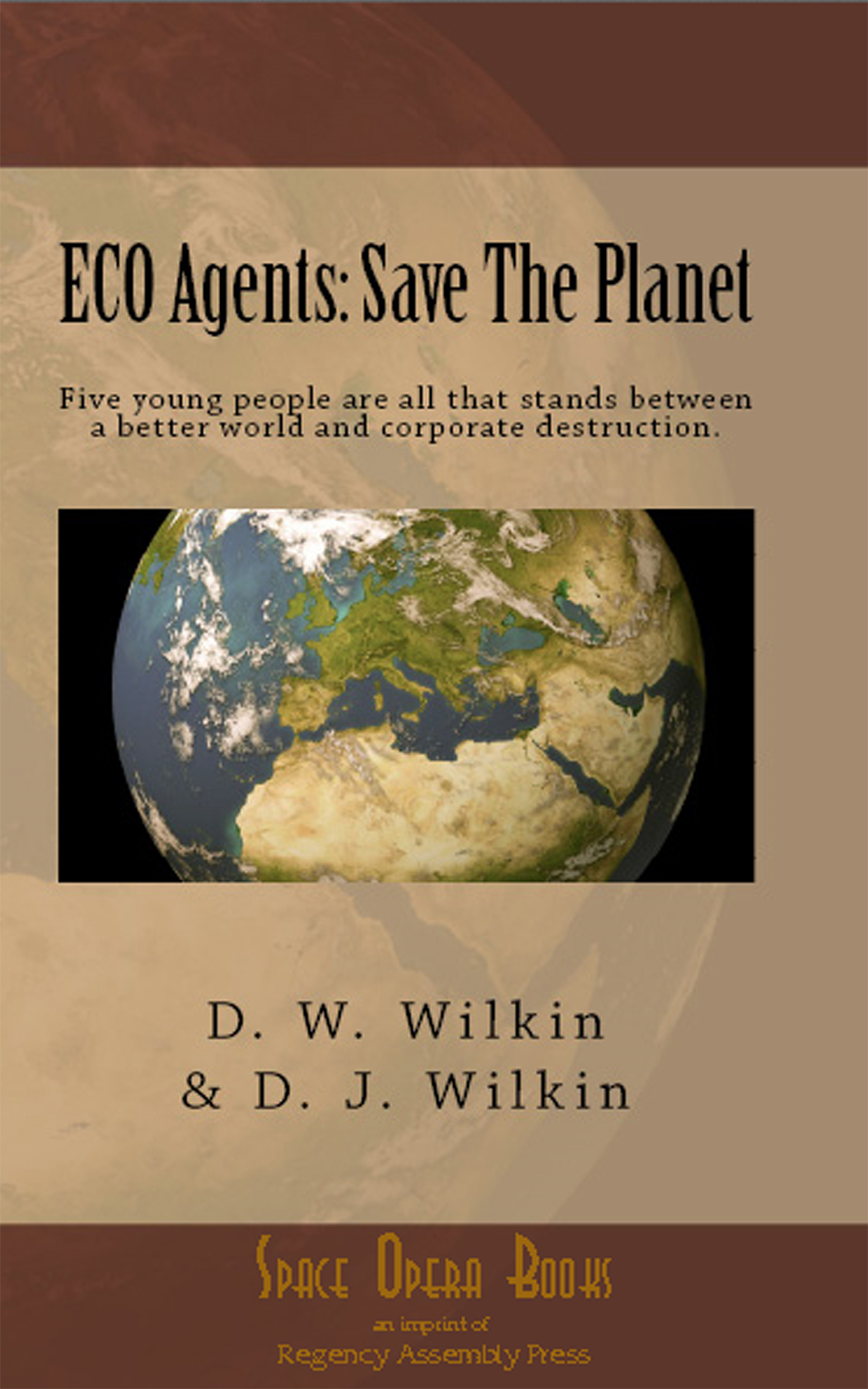 ECO Agents:Save the Planet