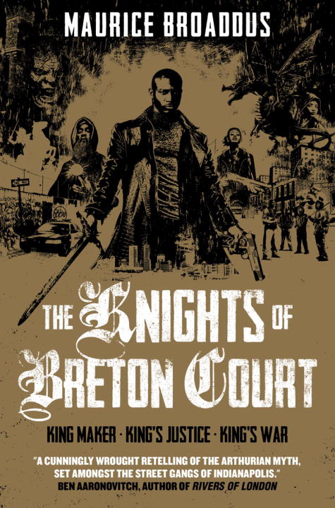 The Knights of Breton Court