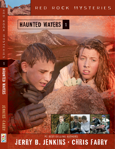 Haunted Waters By: Chris Fabry,Jerry B. Jenkins