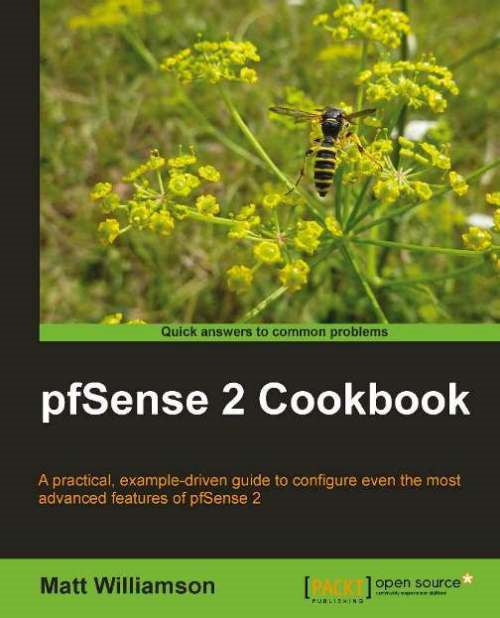 pfSense 2 Cookbook By: Matt Williamson