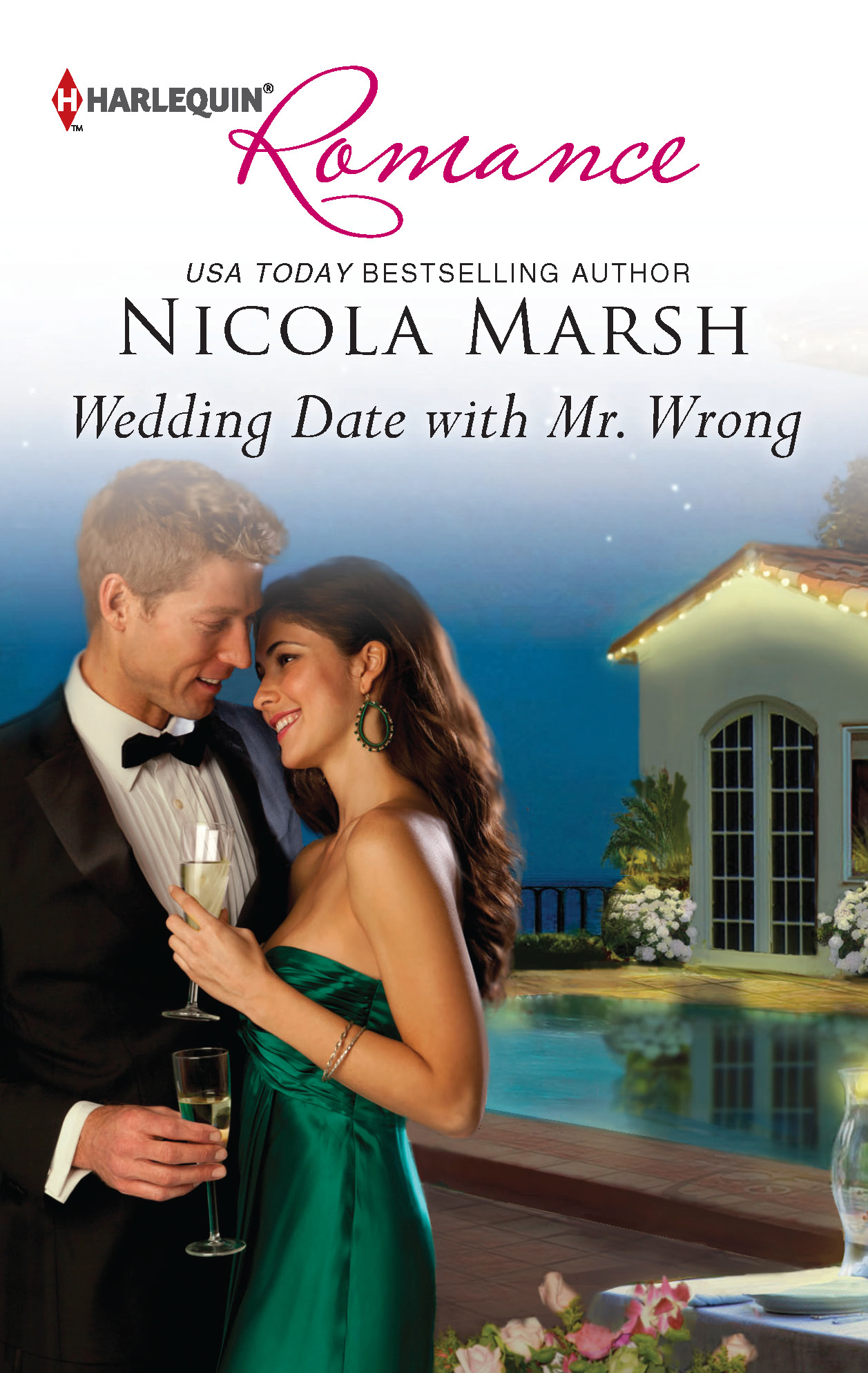 Wedding Date with Mr. Wrong By: Nicola Marsh