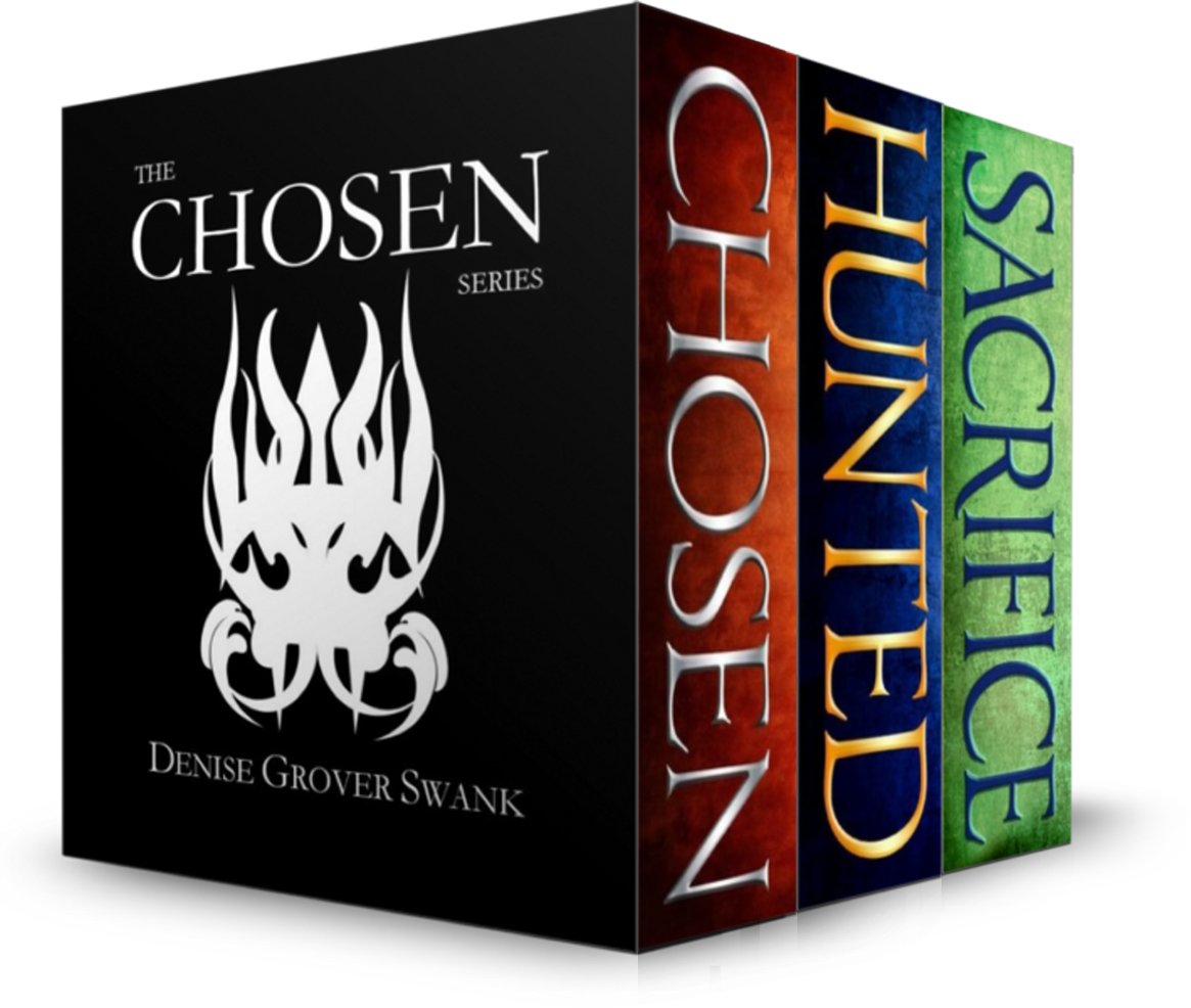 The Chosen Box Set Vol 1 By: Denise Grover Swank