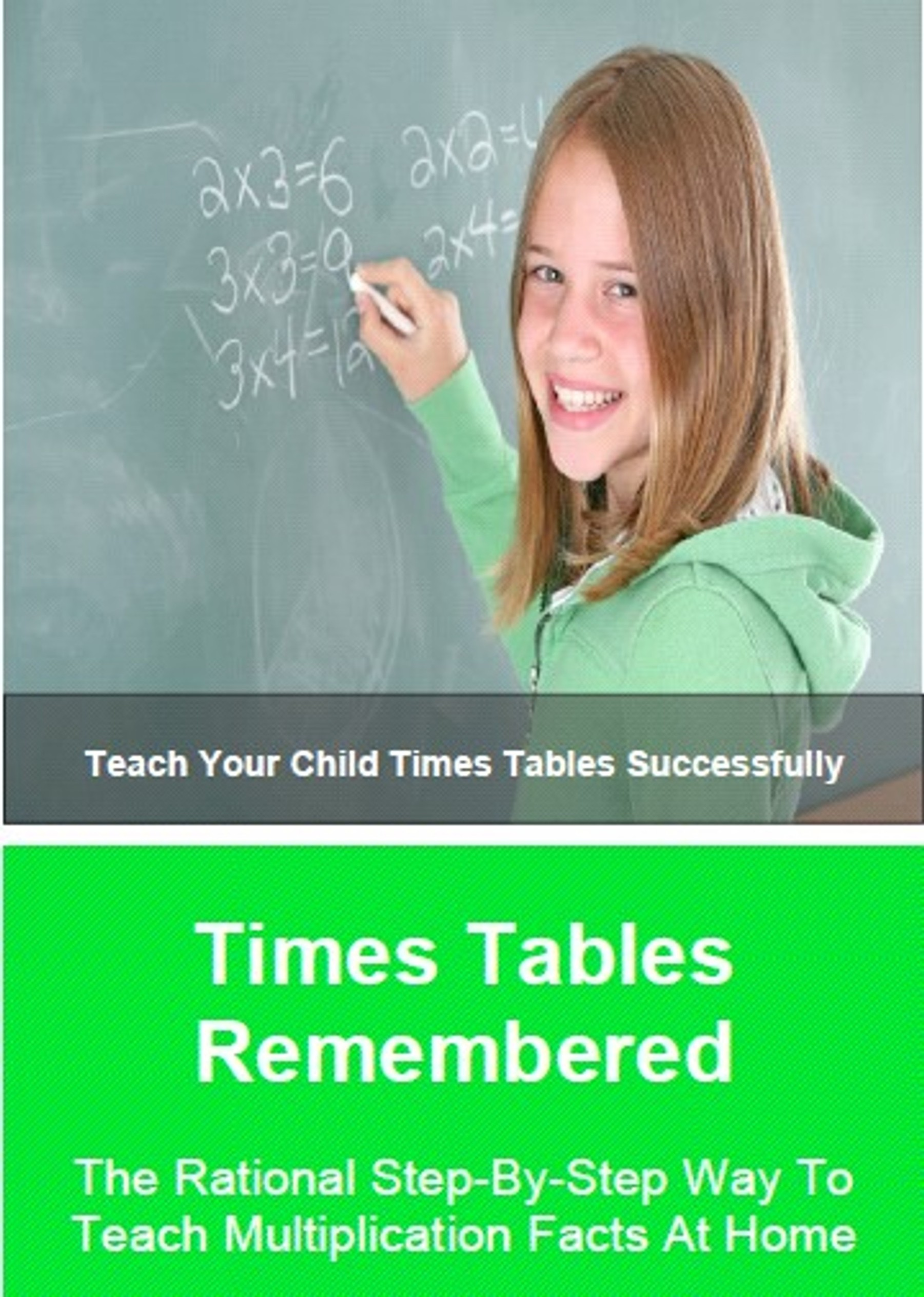 Times Tables Remembered