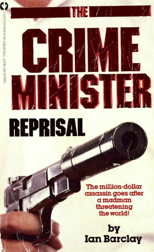 Crime Minister: Reprisal - Book #2