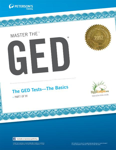 Master the GED: The GED Tests--The Basics