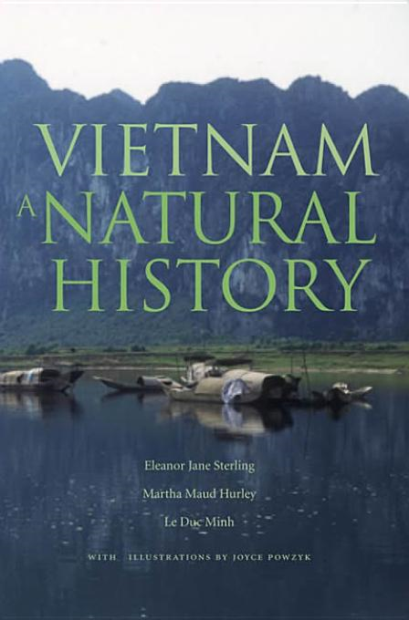 Vietnam: A Natural History By: Sterling, Eleanor Jane
