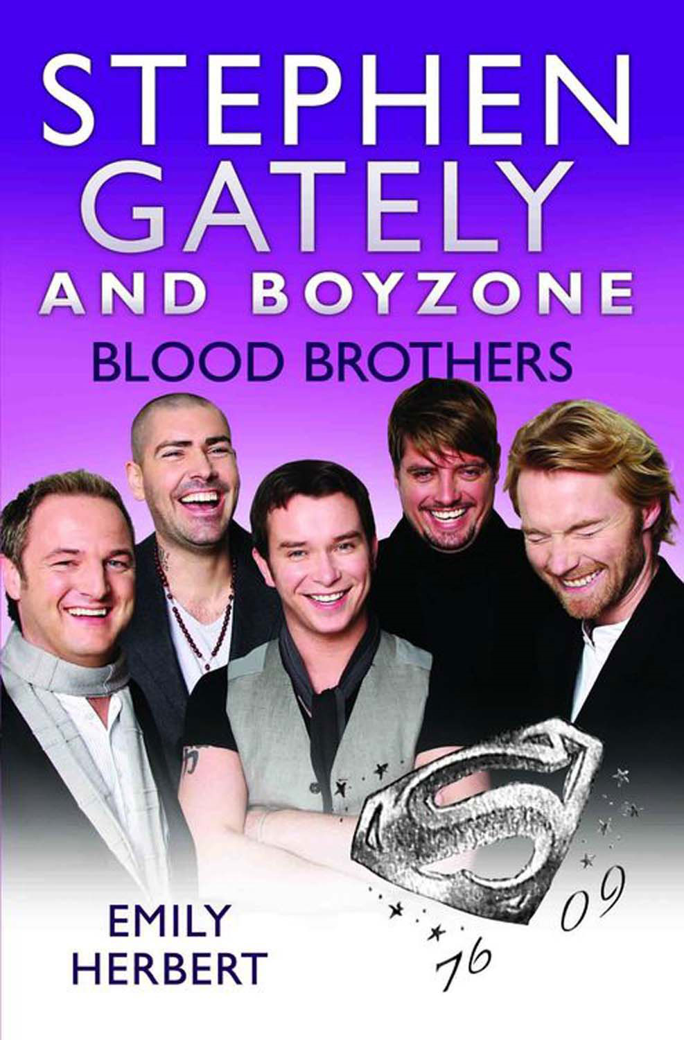 Stephen Gately and Boyzone By: Emily Herbert