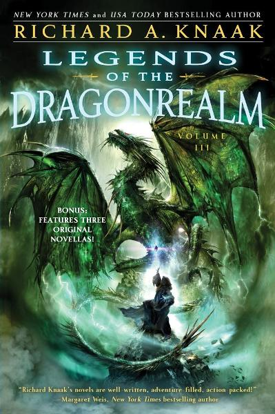 Legends of the Dragonrealm, Vol. III