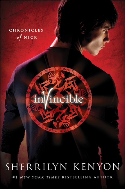 Invincible By: Sherrilyn Kenyon