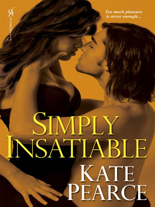 Simply Insatiable By: Kate Pearce