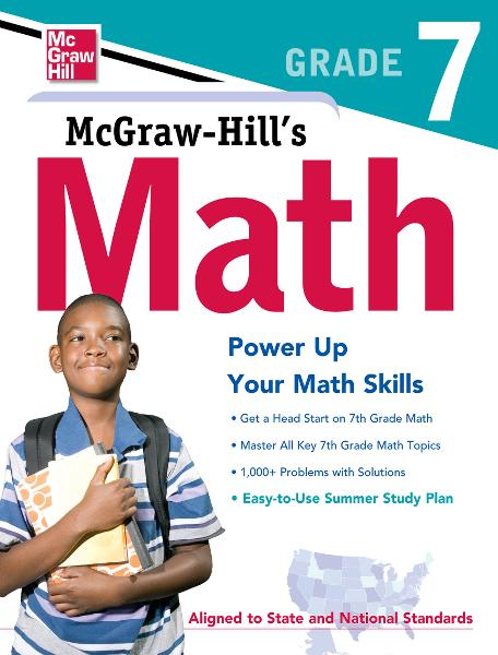 McGraw-Hill's Math Grade 7