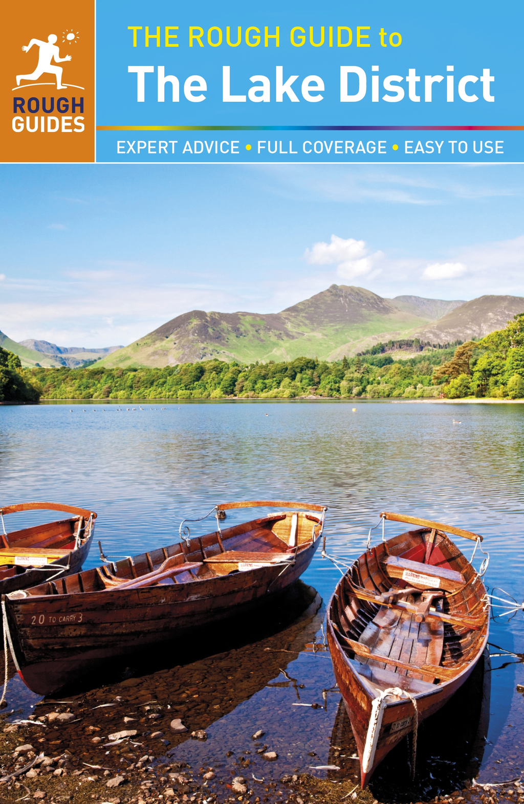 The Rough Guide to the Lake District By: Jules Brown