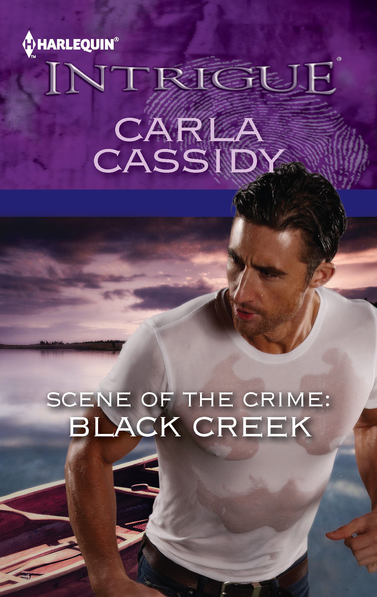 Scene of the Crime: Black Creek By: Carla Cassidy