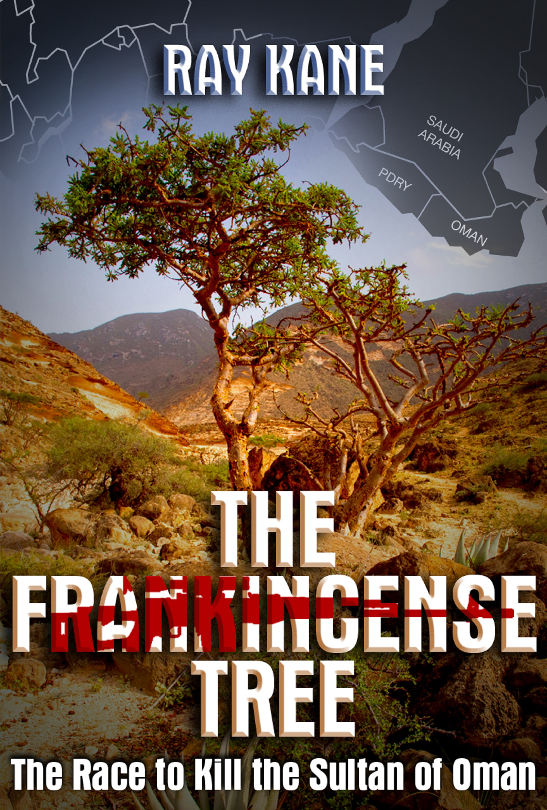 THE FRANKINCENSE TREE