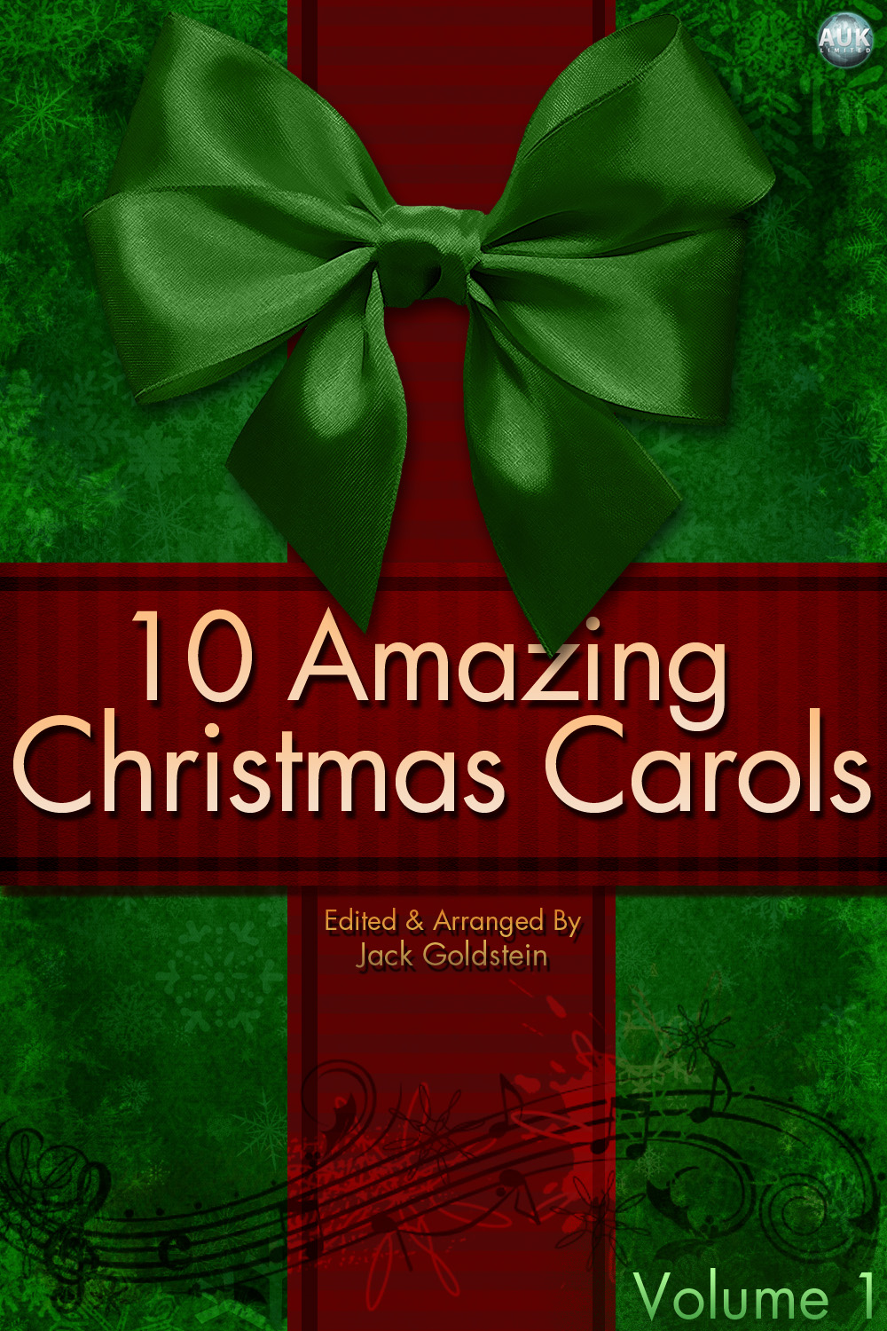 10 Amazing Christmas Carols - Volume 1