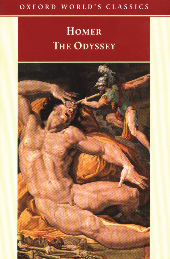 The Odyssey By: G. S. Kirk,Homer