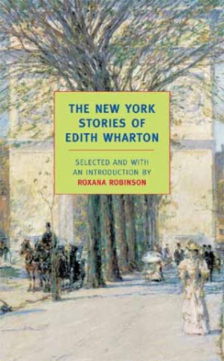 Cover Image: The New York Stories of Edith Wharton