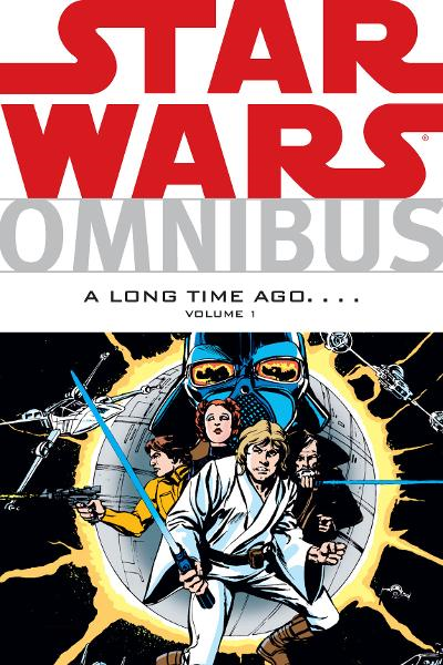 Star Wars Omnibus: A Long Time Ago . . . Volume 1 By: Roy Thomas, Don Glut, Archie Goodwin, Mary Jo Duffy, Howard Chaykin (artist), Tom Palmer (artist), Terry Austin (artist), Bill Wray (artist), Walt Simonson (artist),