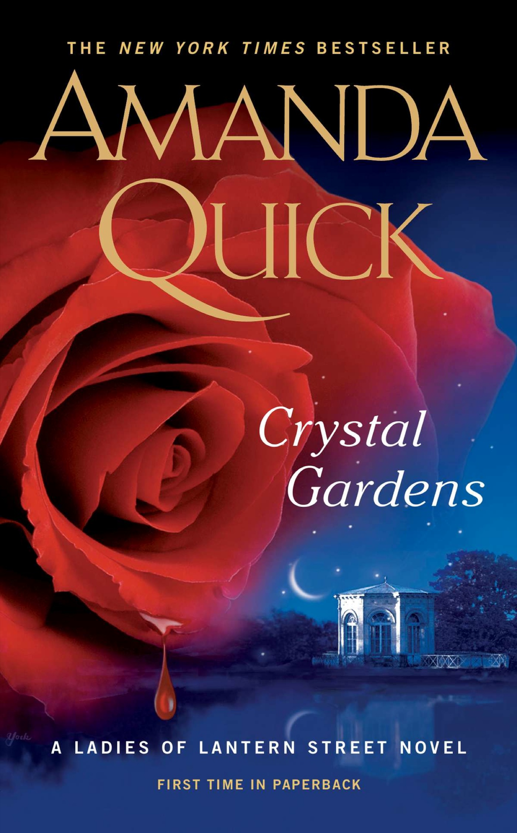 Crystal Gardens By: Amanda Quick