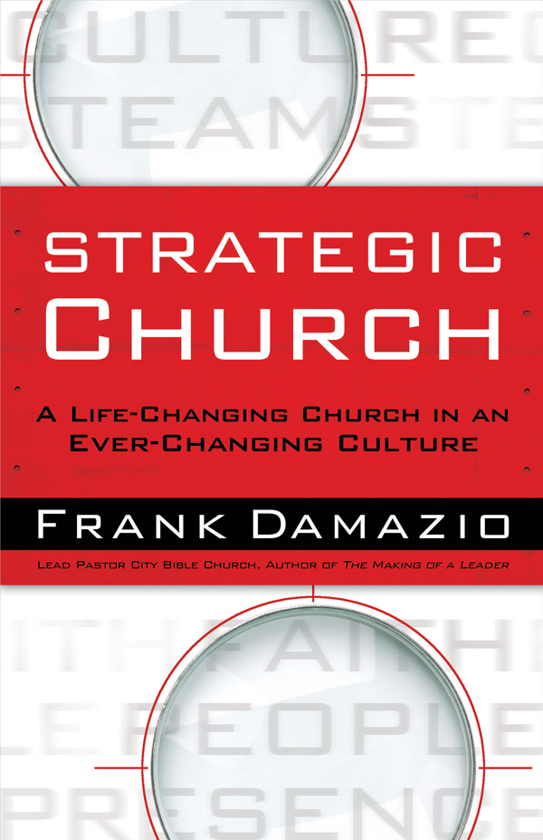 Strategic Church
