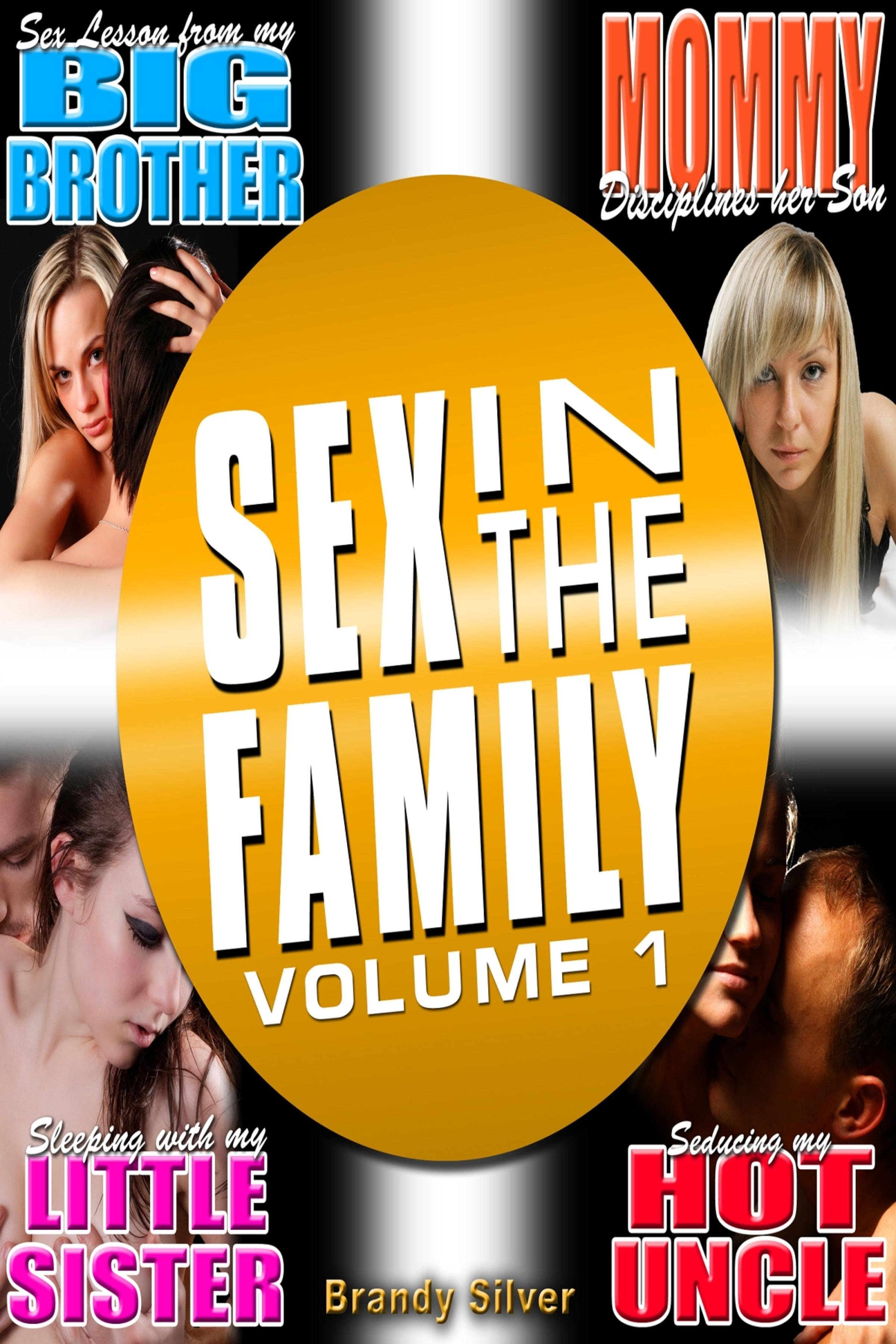 Sex in the Family - 4 Books (Volume 1)