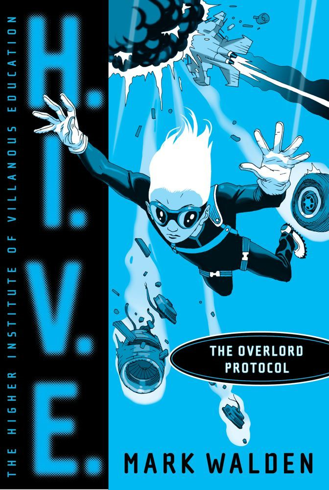 The Overlord Protocol By: Mark Walden