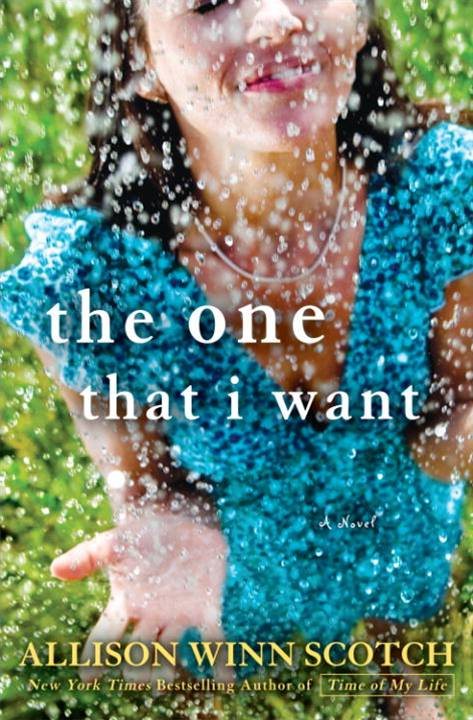 The One That I Want By: Allison Winn Scotch
