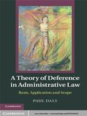 download A Theory of Deference in Administrative Law book