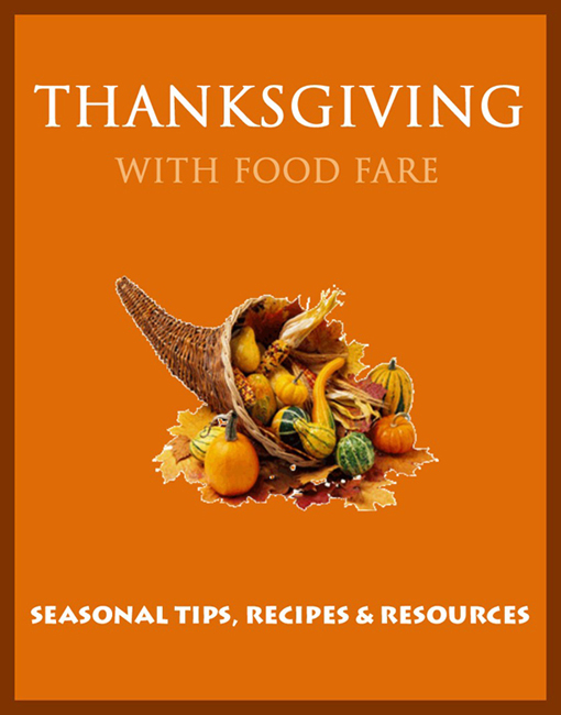 Thanksgiving with Food Fare