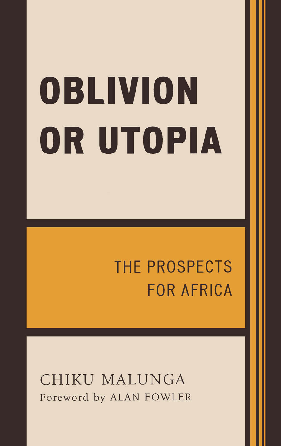 Oblivion or Utopia The Prospects for Africa