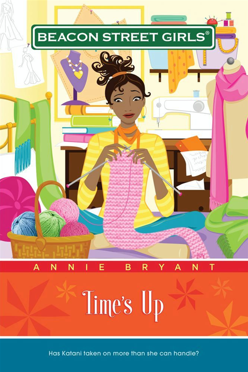 Time's Up By: Annie Bryant