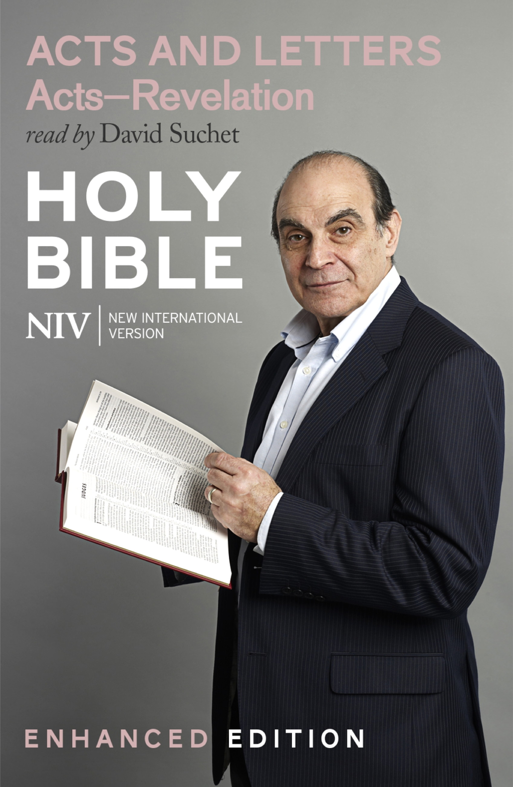 NIV Bible: Acts and Letters: Acts?Revelation Enhanced Edition