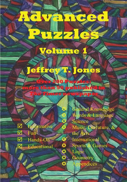 Advanced Puzzles By: Jeffrey T. Jones