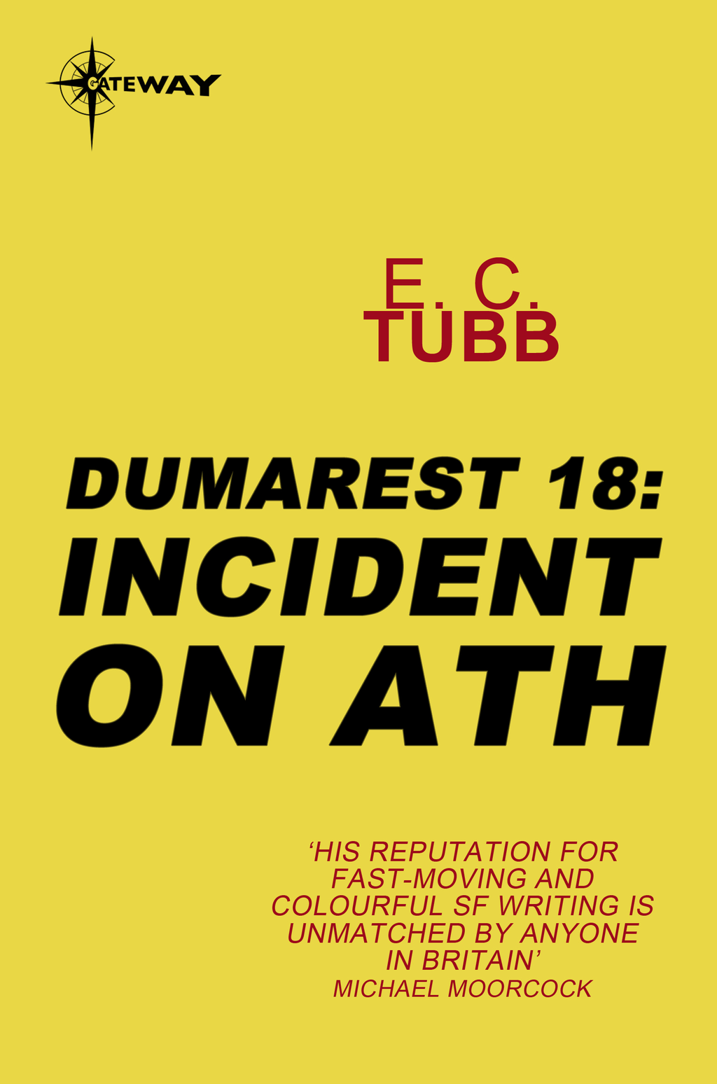 Incident on Ath By: E.C. Tubb