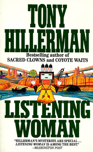 Listening Woman By: Tony Hillerman