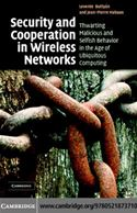download Security and Cooperation in Wireless Networks book