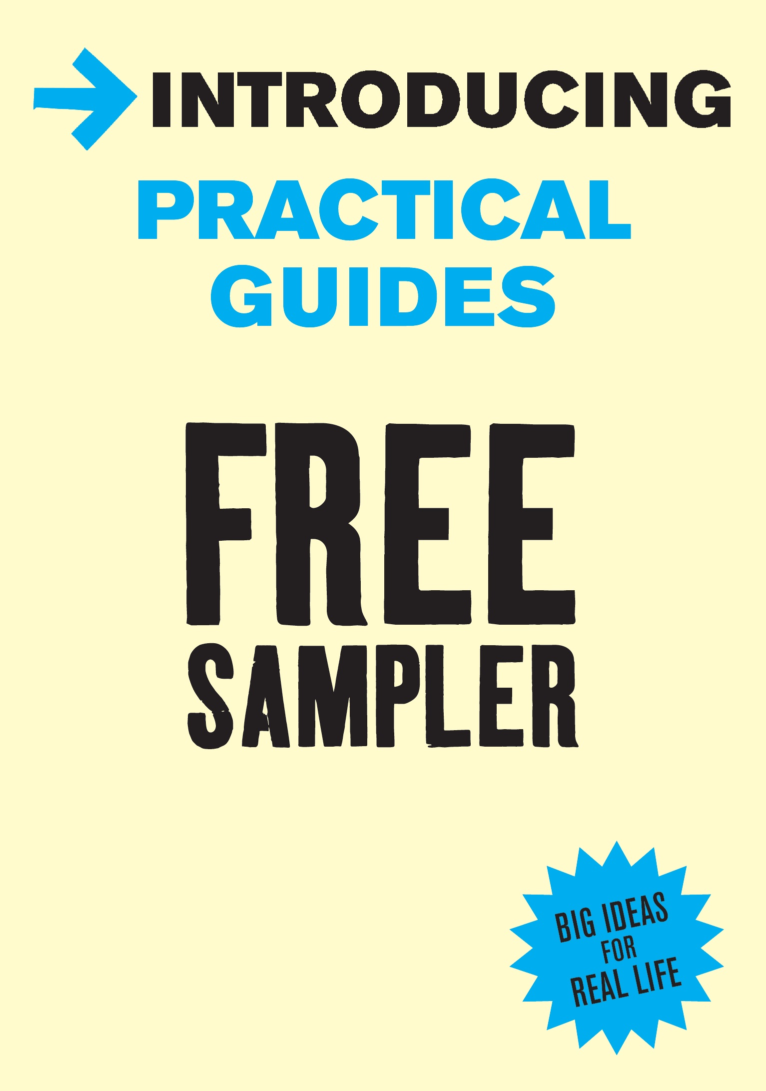 Introducing The Practical Guides: Free Ebook Sampler