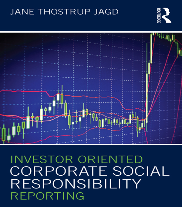 Investor Oriented Corporate Social Responsibility Reporting