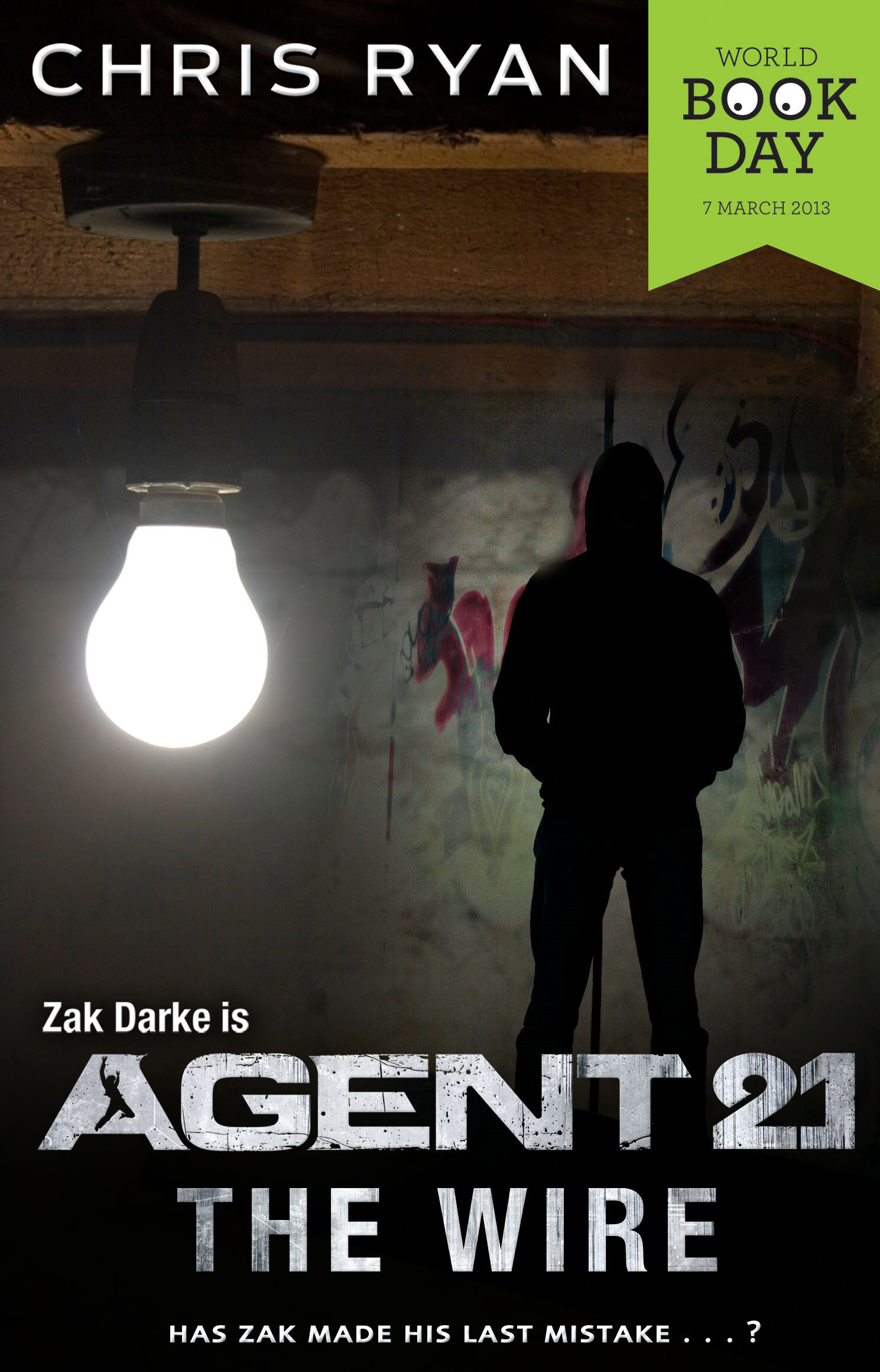 Agent 21: The Wire World Book Day