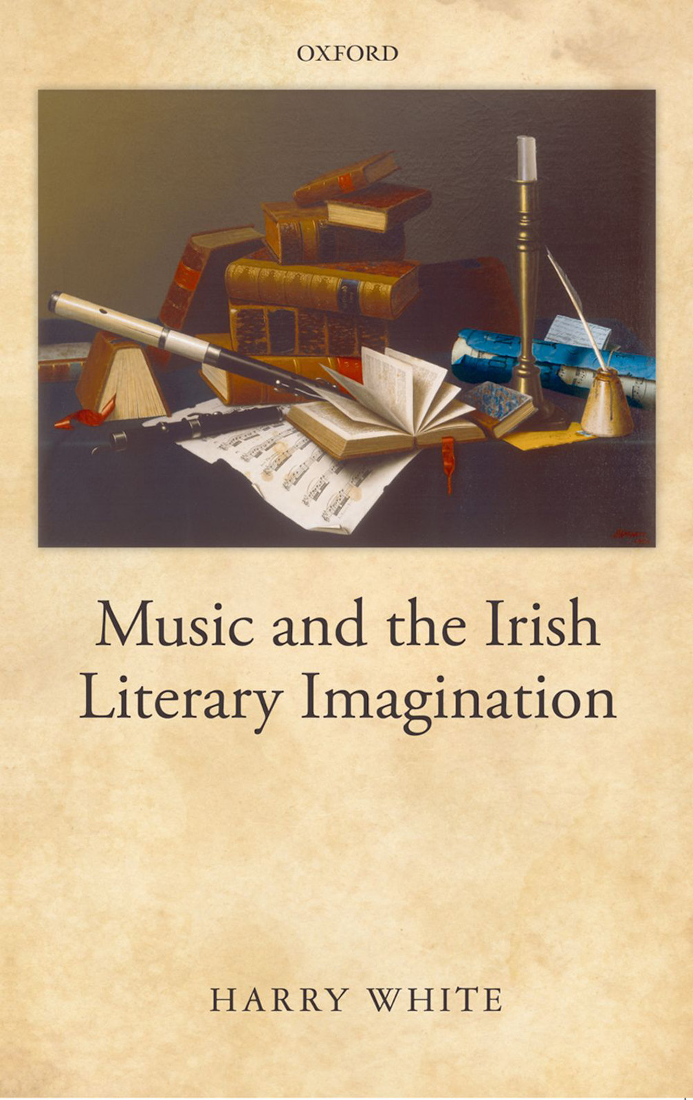 Music and the Irish Literary Imagination