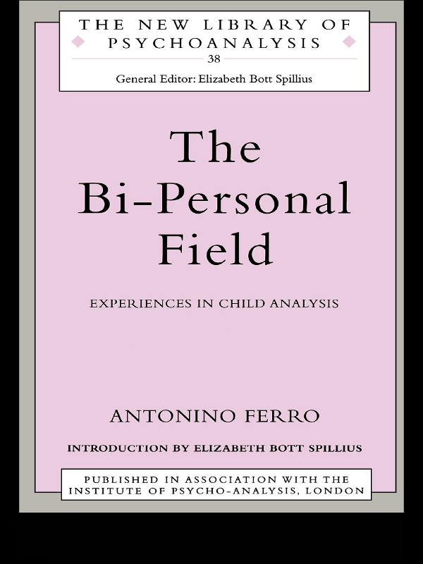 The Bi-personal Field Experiences in Child Analysis